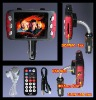 Car FM Transmitter Mp5 player