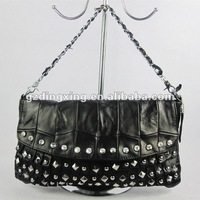 black nail small bag
