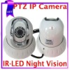 "2012 best seller 1 / 3 ""SONY infrared ball machine indoor us ip ptz camera(RAI1)"