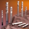 Thungsten carbide end mills