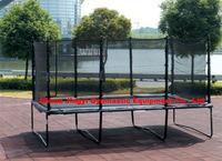 square trampoline(JY-S6623A(RO)