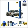 Two post cheap hydraulic car lifts 3000kgs 1800mm