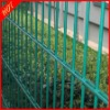 82#PVC coated Welded double wire fence