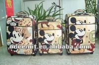 Student trolley luggage bag