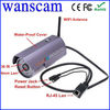 IR-CUT Wireless Waterproof Outdoor IP Camera