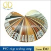 PVC edge sealing strip