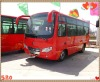 Famous Dongfeng chassis large city buses