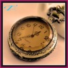 2012 as promotional gift Chinese style classical steampunk unique pocket watch with train