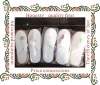 fashion disposable slippers hotel amenities supplies