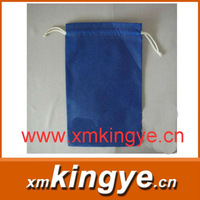 Non- woven drawstring phone bag