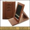 Bow unique women magic wallet with mirror