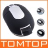 MINI WIRELESS OPTICAL MOUSE,Free Shipping,Free Custom Logo(>200PCS),Promotion Gife ,Wholesale