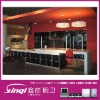 kitchen cabinet & material facotry (high gloss uv mdf & acrylic mdf)