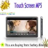 "4.3"" Touch Screen MP3/MP4/MP5 music Player"