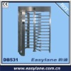 electronic automatic full-height turnstile mechanism