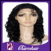 2012 top new good quality Human hair full lace wigs