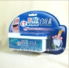 2012 New teeth whitening white teeth whitening dentifrice
