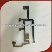 Repair Parts Power Mute Volume Control Flex Cable for new ipad3