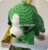 crochet toy animal