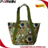 Newest printed Canvas tote bag