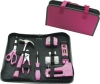 Lady's tool kit,Emergency tool kit,Woman's tool kit,Emergency kit,