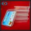plastic take-away food container