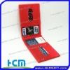 Unisex business card box