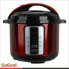 1000W Multi Function Electric Pressure Cooker Red