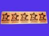 self-adhesive paper label