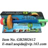 zing ring space gun EVA launch soft foam gun toy
