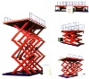 Fixed hydraulic scissor lift table,stationary scissors lift table,mini scissor lift table