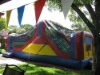 backyard obstacle,inflatable obstacle course B3046