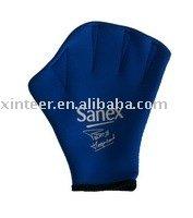 Swiming gloves