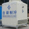 Counter Flow Square Cooling Machine ---JFT Series water cooling tower