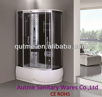 Autme saquare for 2 person whirlpool shower room