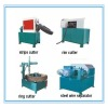 the GREEN environmental tire recycling machines