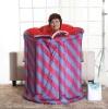 2012 hot!!(F-6101) fashion portable steam sauna room