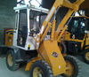CE certification 0.8 ton mini Tractor loader 2WD