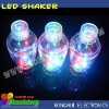 led bar products 10oz plastic led shaker with color change led lights
