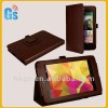 "For Google Nexus 7"" Android Tablet Pc Folio Stand Leather Case"