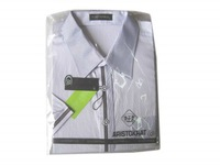 Streak shirts for men striped men's dress shirts