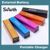 2200mAh portable type and fashionable power station