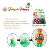 Novelty Growing Frog to Prince Toys for Children Gifts