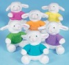 XCL2250 Plush Lamb With T-shirt