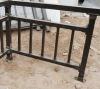Balcony handrail