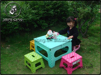 CE Cetificate plastic children table,garden table