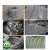 Anping The Professional Galvanized Or PVC Coated Barbed Wire