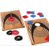 Hot selling MDF toss bean bag game for kids