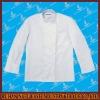 white classic chef and restaurant uniform