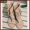 korean fashion high heel girls chid shoe